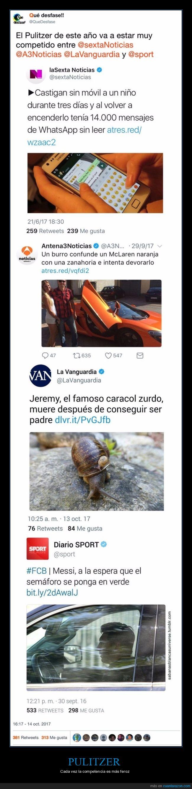 noticias,periodismo del bueno,pulitzer,titulares