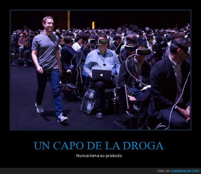 facebook,gafas,mark zuckerberg,VR