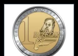 Enlace a Ya tenemos diseño definitivo de la nueva moneda catalana el BIZCOIN