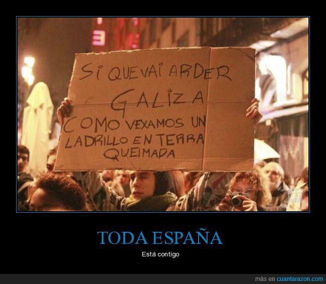 galicia,incendios,politicos,tochos
