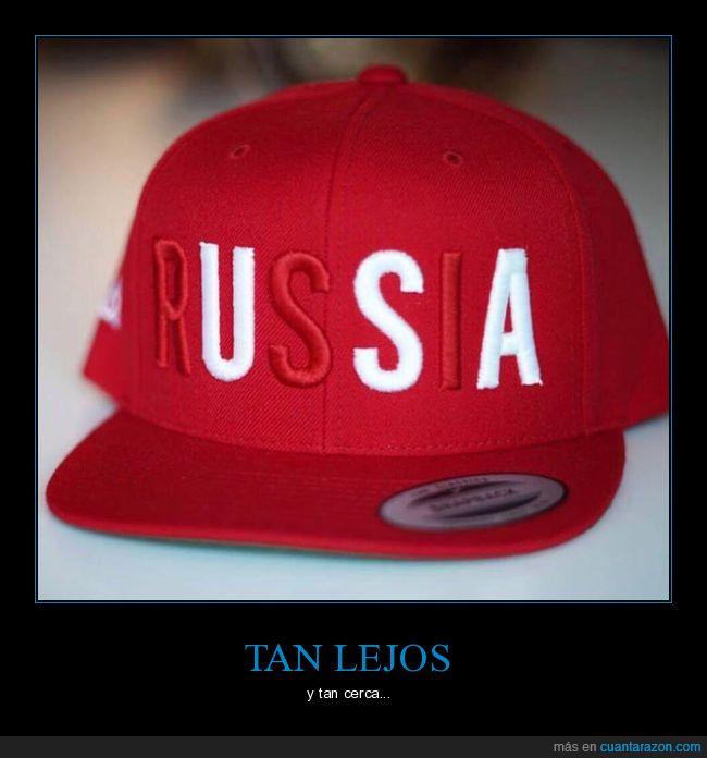gorra,Rusia,U S A