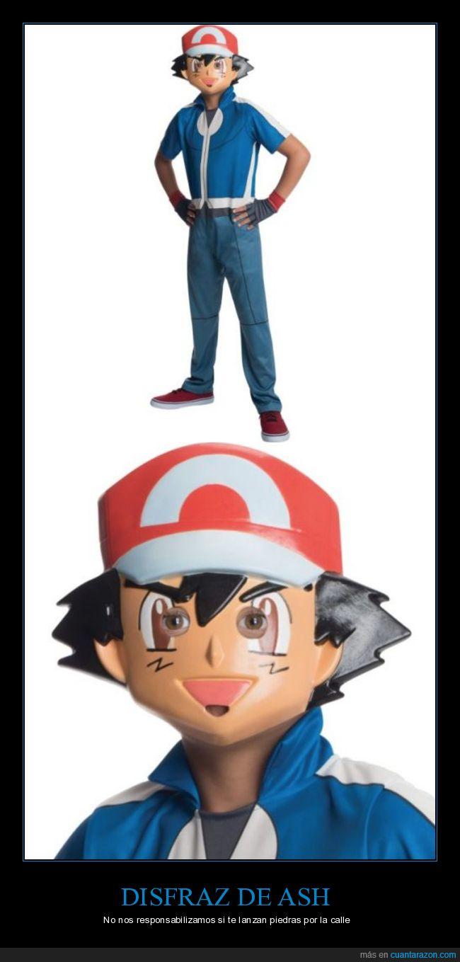ash,disfraz,pokémon