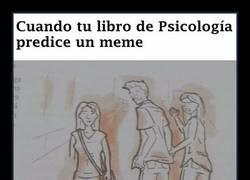 Enlace a El meme de distracted boy en los libros de filosofía