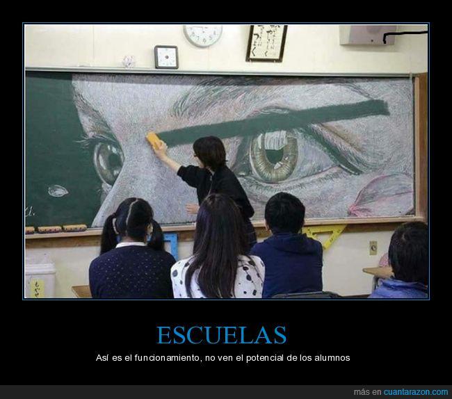 arte,borrar,dibujo,enseñanza,escuela,maestra,pizarra,talento