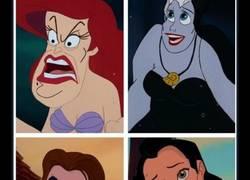 Enlace a Los faceswaps más locos de las películas Disney