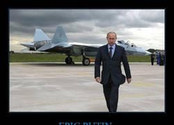 Enlace a Putin es siempre épico