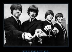 Enlace a Momento histórico de The Beatles