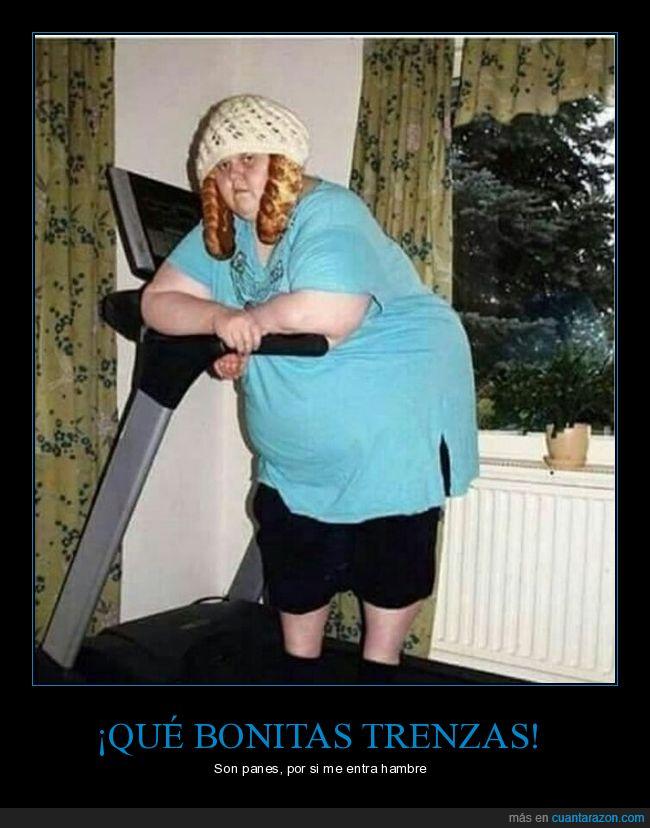baguetes,bicicleta,ejercicio,frances,gorda,obesa,panes