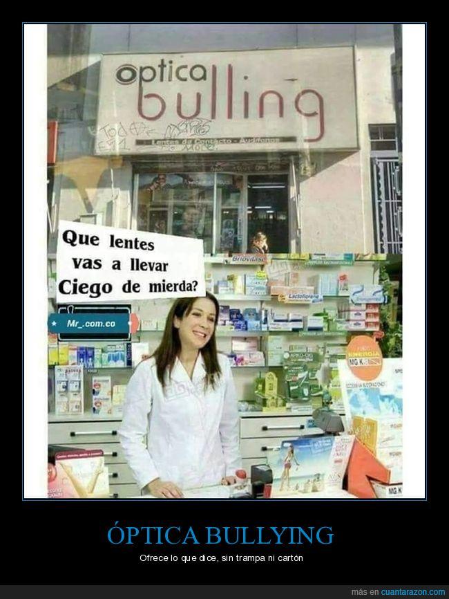 Bulling,lentes,óptica