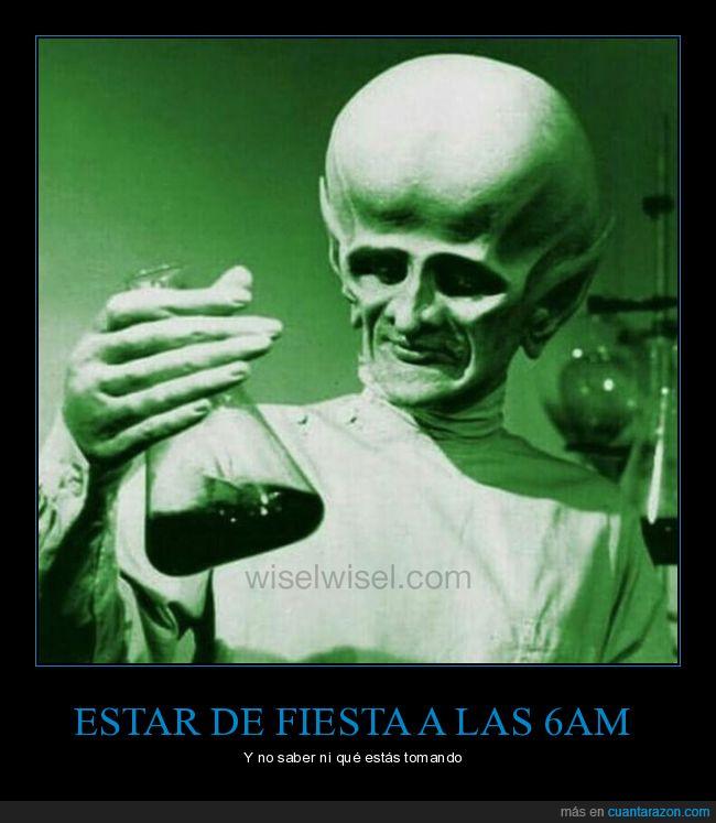 alien,beber,borracho,cubata