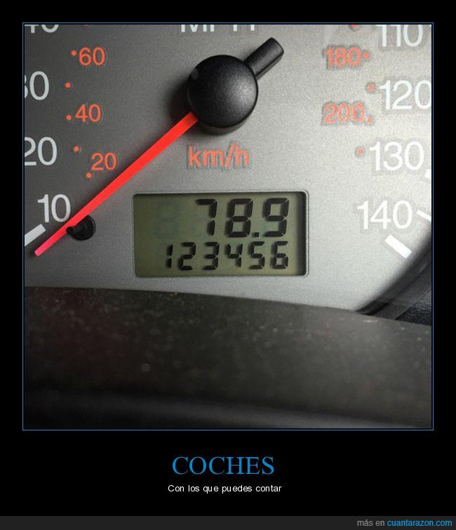coche,contakm,km,marcador,números,quilómetros