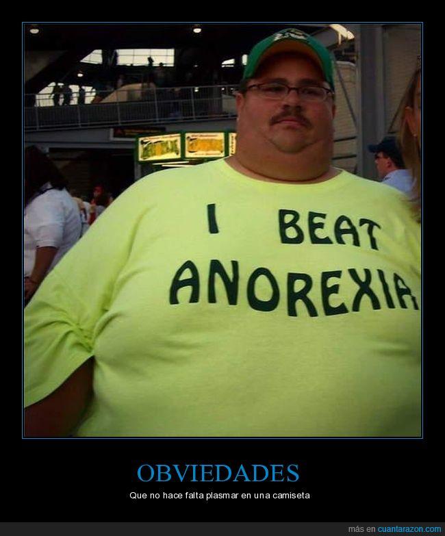 anorexia,camiseta,superar