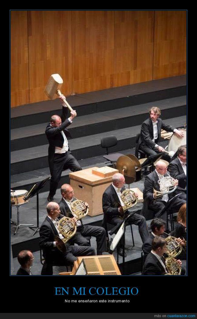 martillo,opera,orquesta