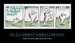 Enlace a Ya lo predijo Camilo Sesto