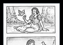 Enlace a El trágico final de Blancanieves que esconde Disney