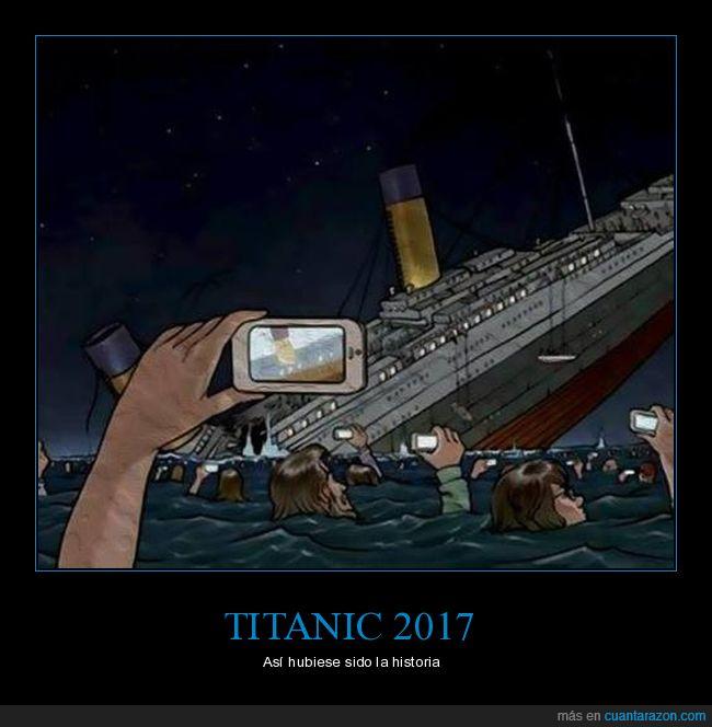 Cuánta Razón Titanic 2017