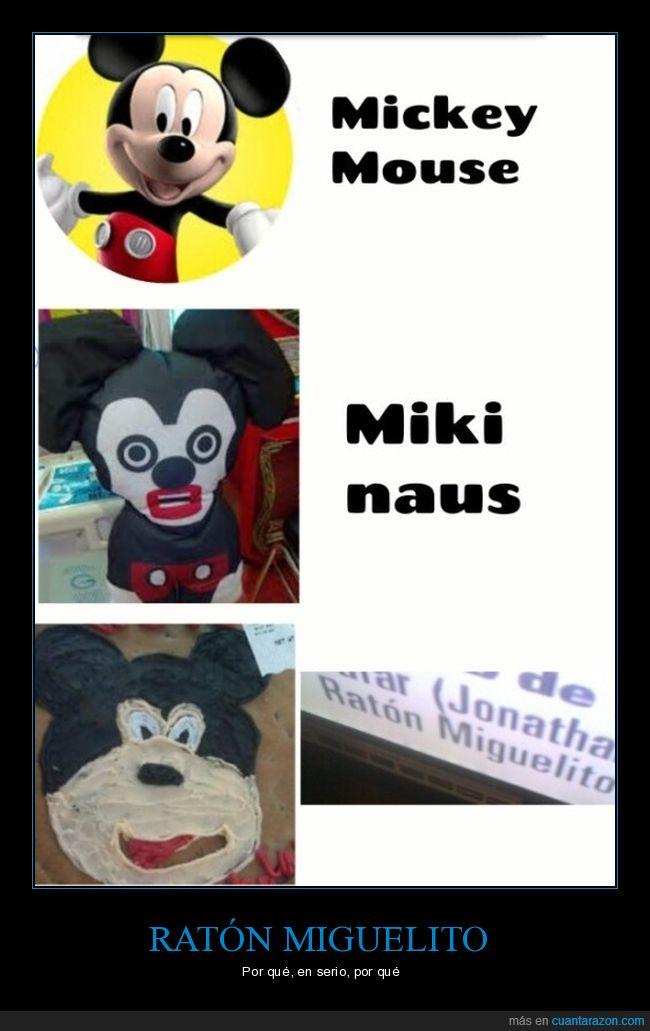 mickey mouse,miki maus,ratón miguelito,traducción
