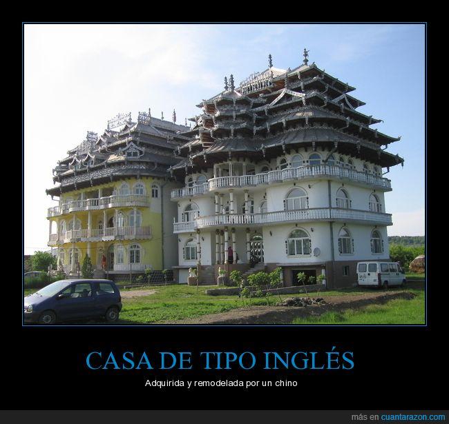 casa,pagoda,techo