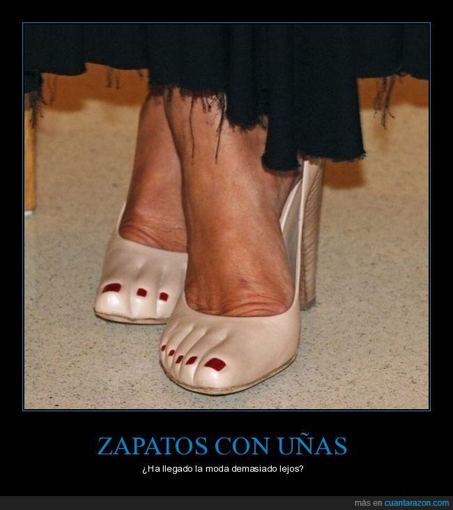 moda,uñas,wtf,zapatos