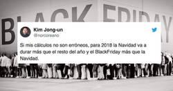 Enlace a La locura consumista del Black Friday explicada en 20 tweets
