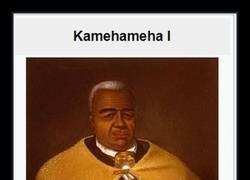 Enlace a Kamehameha, el rey de Hawaii