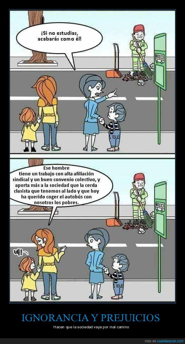 gente,ignorancia,mundo,prejuicios,sociedad