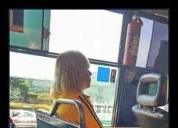 Enlace a Kill Bill en el bus