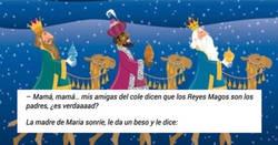 Enlace a Este texto explicando la verdad de Los Reyes Magos se ha hecho viral en nuestro país
