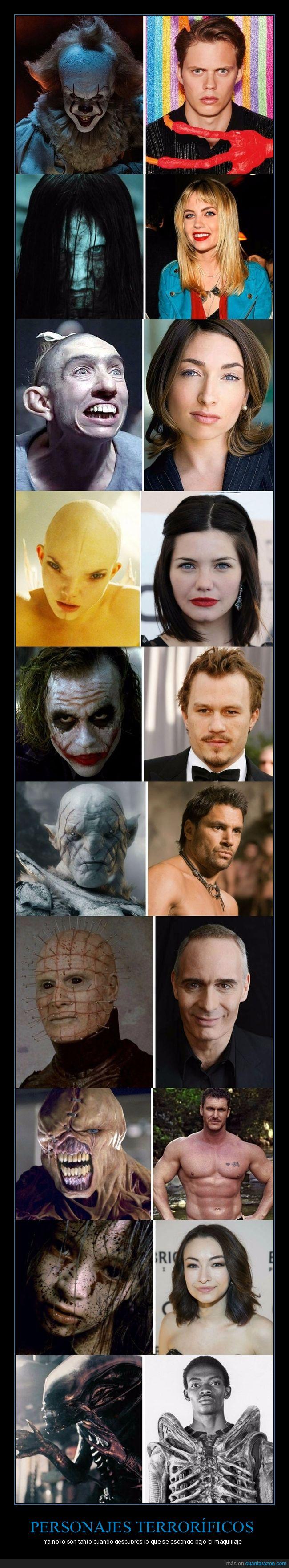 actores,cine,miedo,personajes