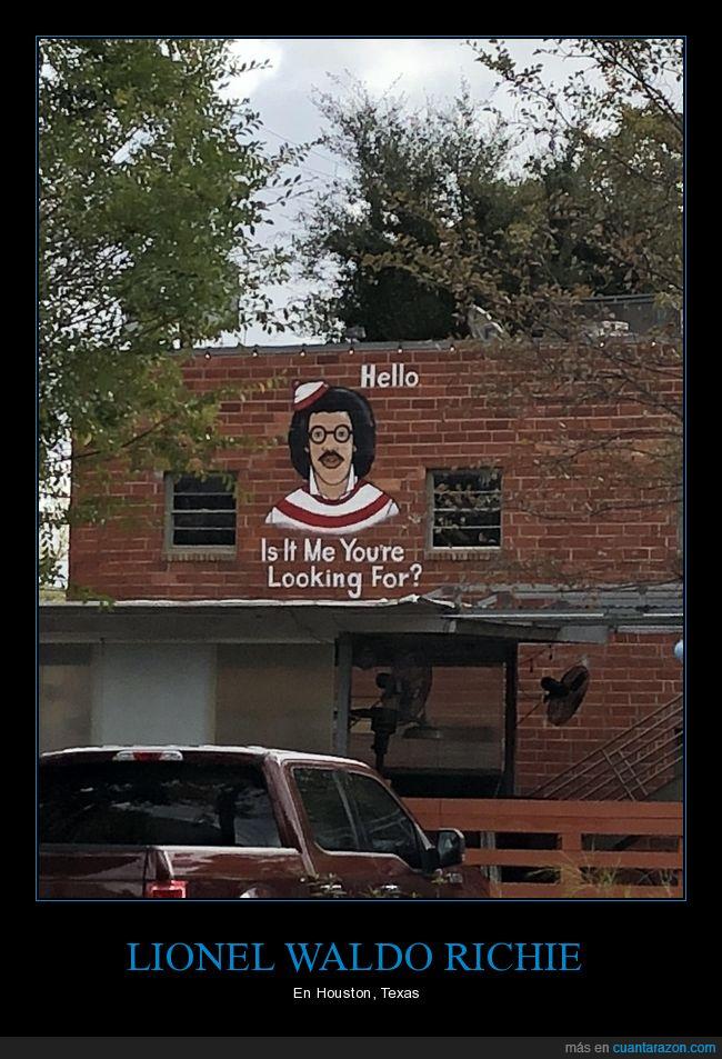 Lionel Richie,meme,Waldo