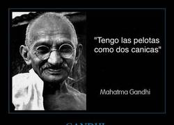 Enlace a Cuando Gandhi visitó Burgos
