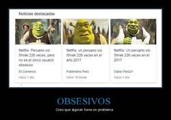 Enlace a Aquí alguien tiene un problema con Shrek