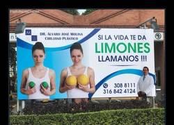 Enlace a Si la vida te da limones...