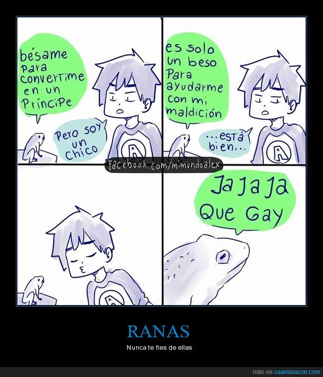 besar,gay,príncipe,rana