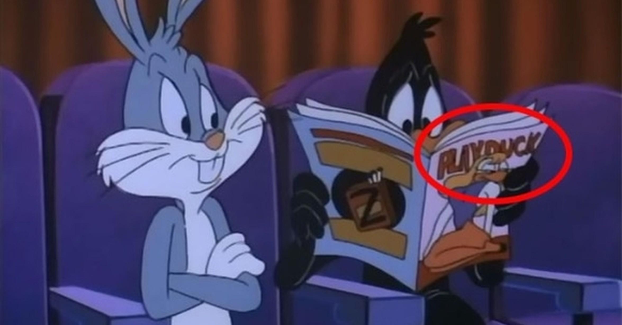 Cuánta razón! / Bromas para adultos en los dibujos animados que ...