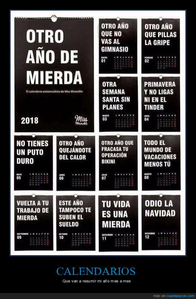 año,calendario,meses,mie*da