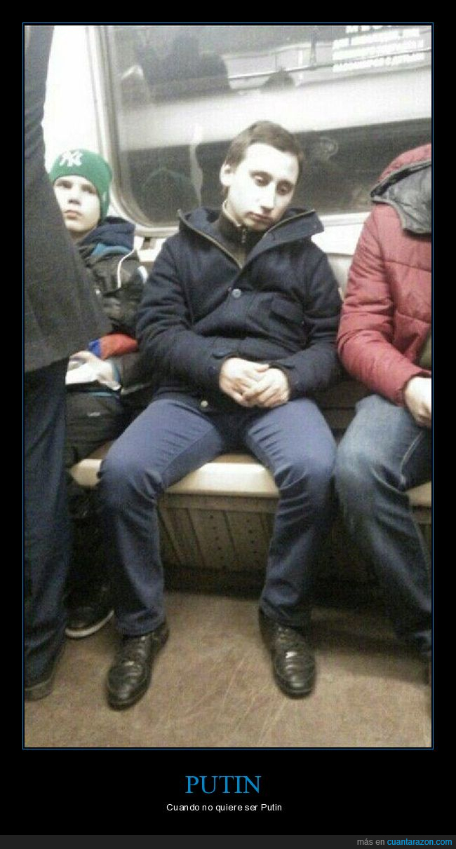 metro,parecido,Vladimir Putin