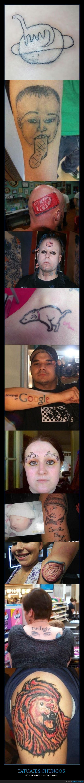 fails,tatuajes