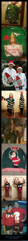 jerseys,moda,navidad