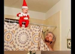 Enlace a El elfo más dulce de esta Navidad… ¡es un bebé de 4 meses!