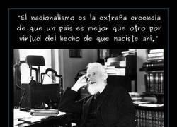 Enlace a El nacionalismo según George Bernard Shaw