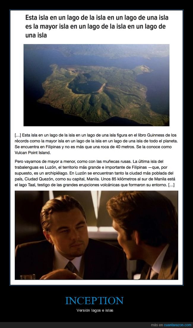 inception,isla,lago