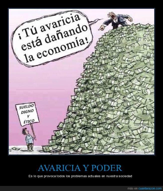 avaricia,corrupción,dinero,empresarios