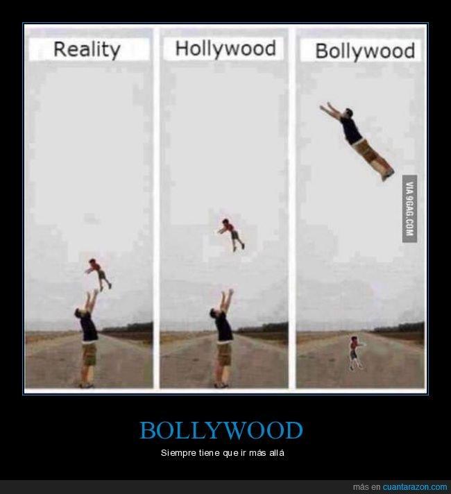 bollywood,hollywood,realidad