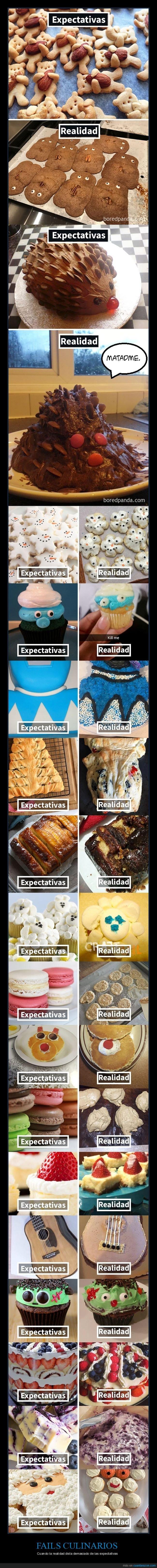 cocina,comida,fails