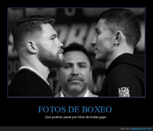 boda,boxeo,gay