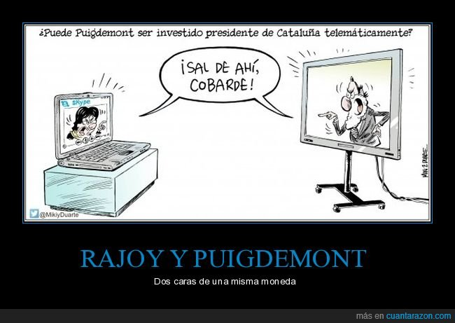 plasma,políticos,puigdemont,rajoy