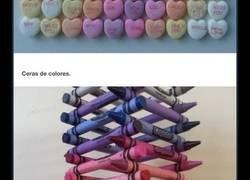 Enlace a Curiosas y coloridas imágenes que te harán sentir un extremo placer
