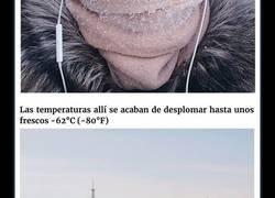 Enlace a Bienvenidos a Oymyakon, el pueblo más frío del mundo.