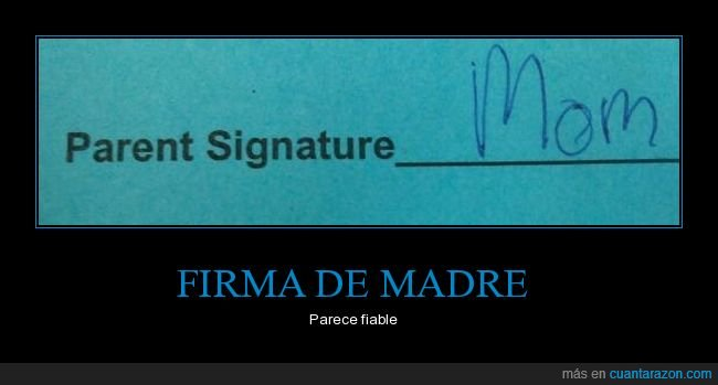 fail,firma,madre